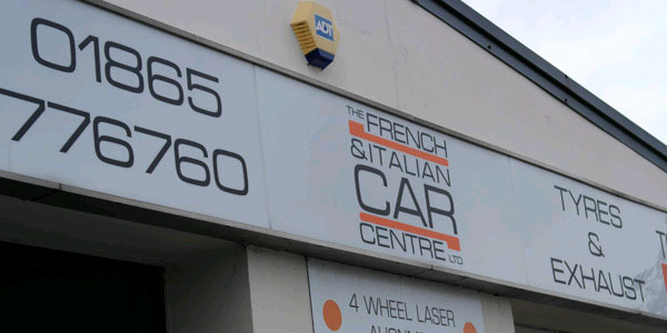 The French & Italian Car Centre Limited third image