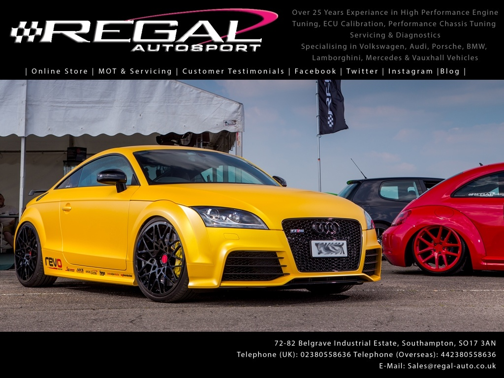 Regal Autosport first image