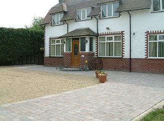 Bramhall Paving Services first image