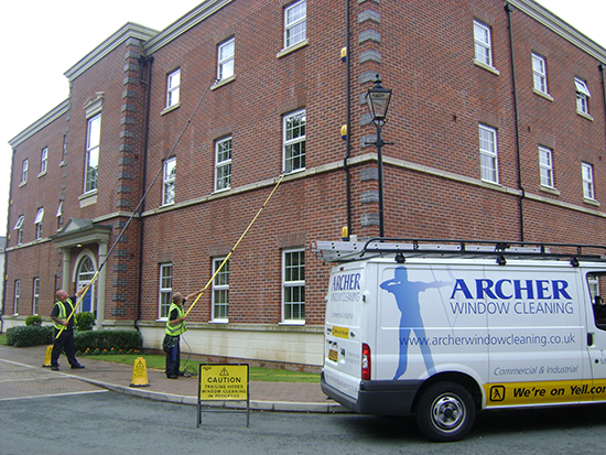 Archer Window Cleaning Services third image