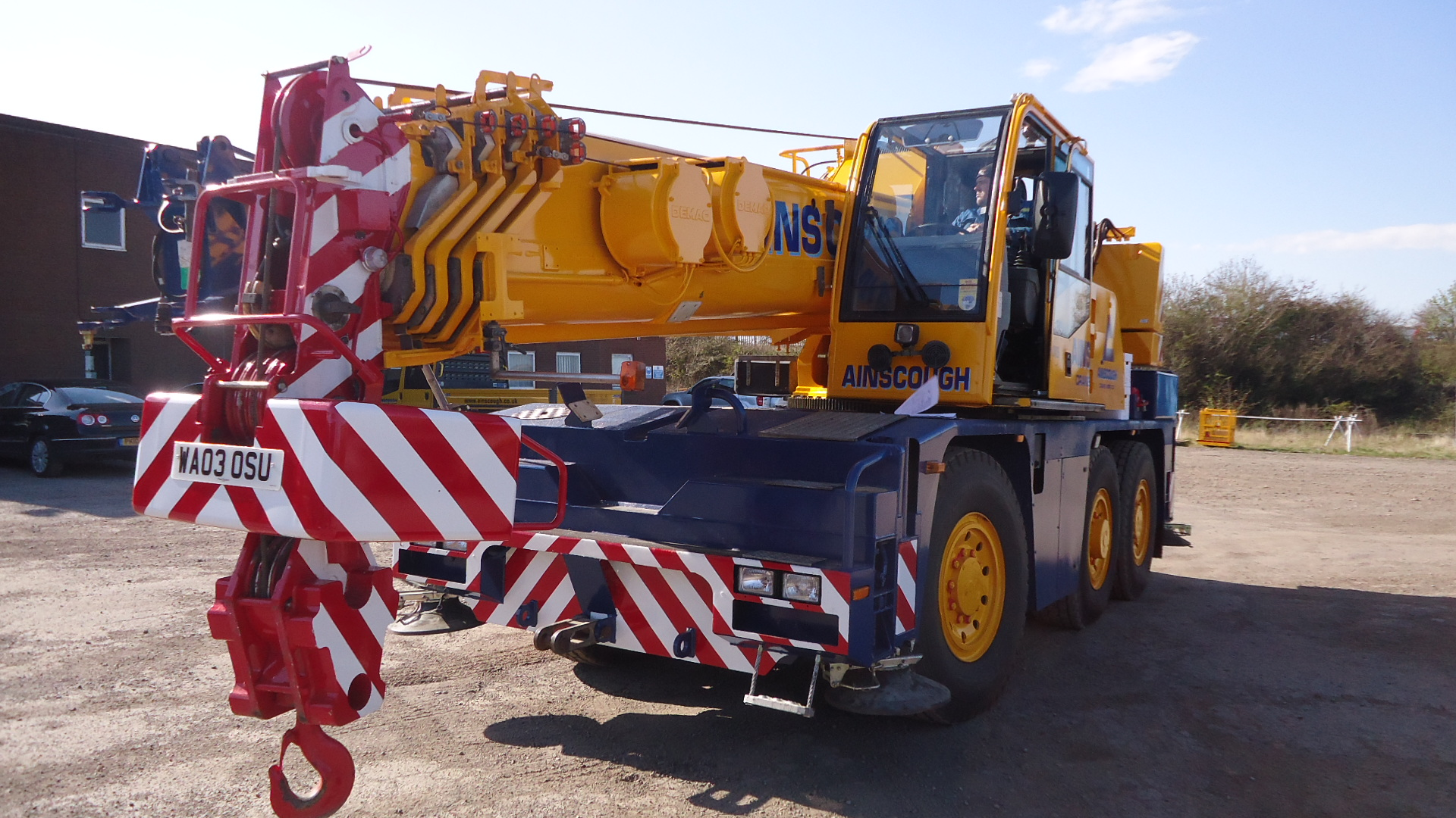 Ainscough Crane Hire Ltd third image