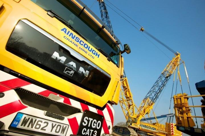 Ainscough Crane Hire Ltd fifth image