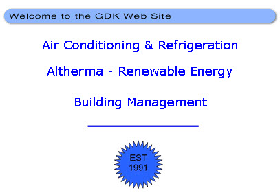 GDK air conditioning Ltd. first image