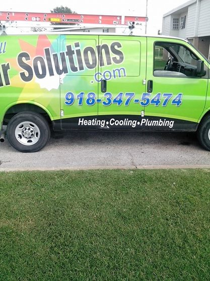 Air Solutions Heating & Cooling Inc first image