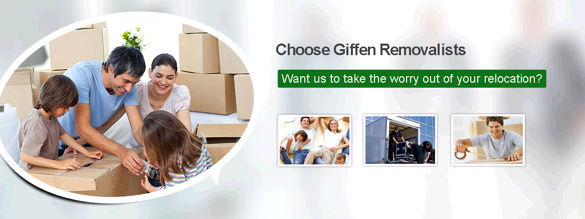 Giffen Furniture Removals first image