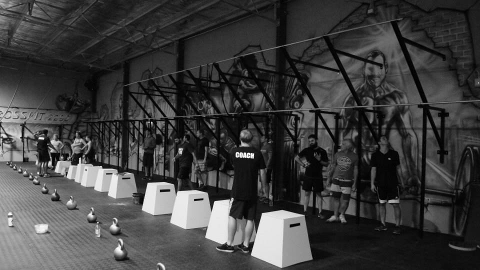 Andre's Gym Crossfit 2290 first image