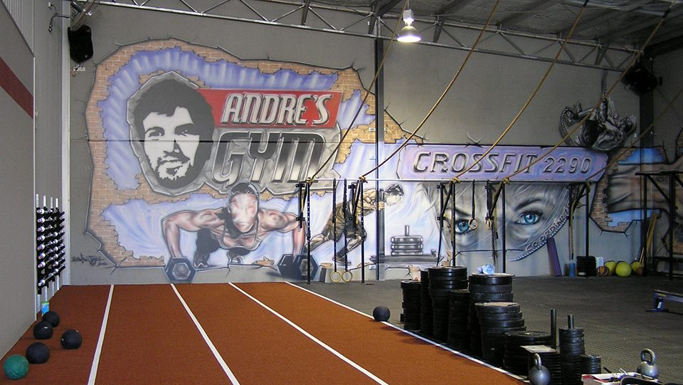 Andre's Gym Crossfit 2290 second image