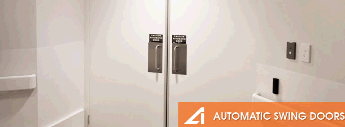 Auto Ingress - Automatic Sliding, Swing, Revolving, Curving Doors Australia first image