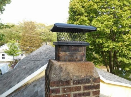 Chim-Cheroo Chimney Service, Inc. fifth image