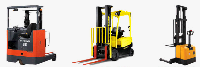 All Lift Forklift third image