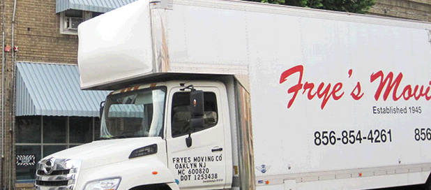 Frye's Moving - South Jersey Movers - Cherry Hill Moving Company first image
