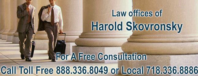 The Law Offices of Harold Skovronsky first image