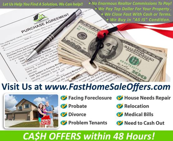 Fast Home Sale Offers first image