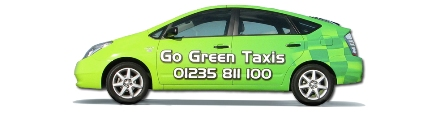 Go Green Taxis Ltd first image