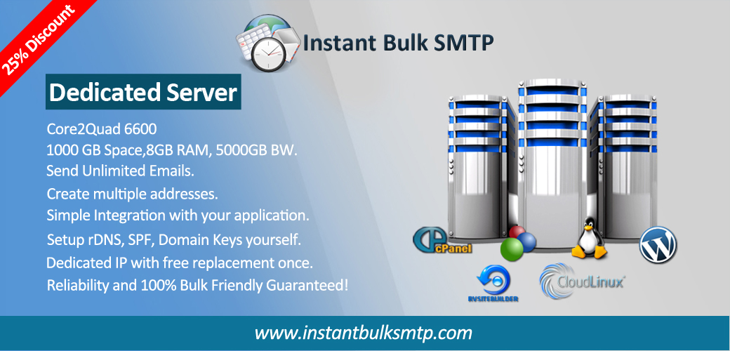 Instant Bulk smtp fifth image