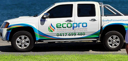 Ecopro Pressure Cleaning third image