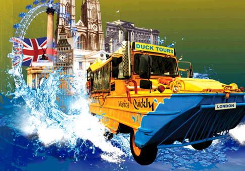 London Duck Tours first image