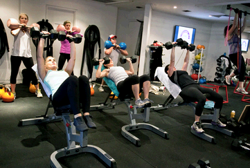 F45 Training Pyrmont fifth image