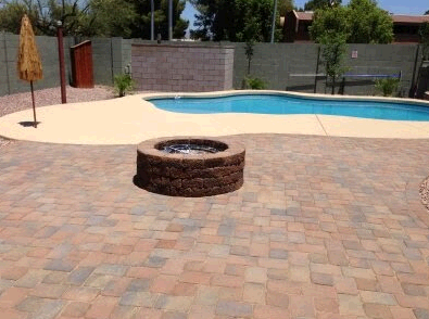 AE Interlock Paver Design fifth image