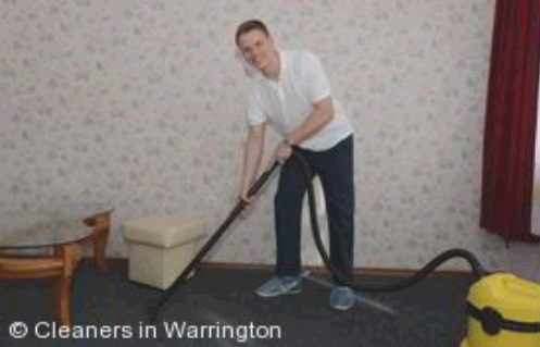 Cleaners in Warrington first image