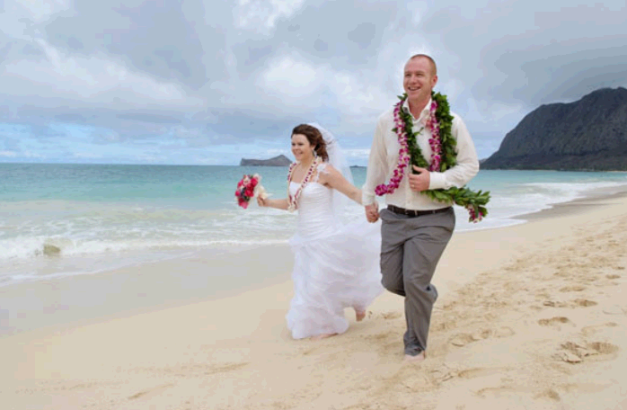Oahu wedding  third image