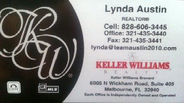 Lynda Austin - Keller Williams Realty Brevard fifth image