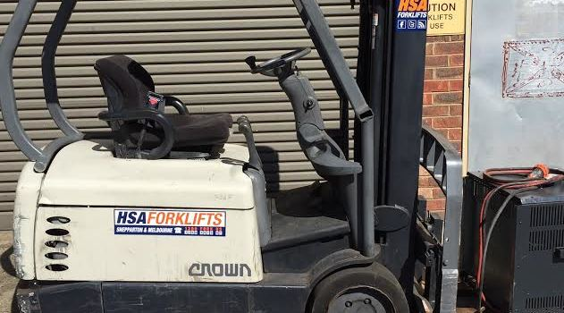 HSA Forklifts - Used Electric Forklifts Melbourne second image