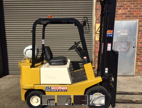 HSA Forklifts - Used Electric Forklifts Melbourne fourth image