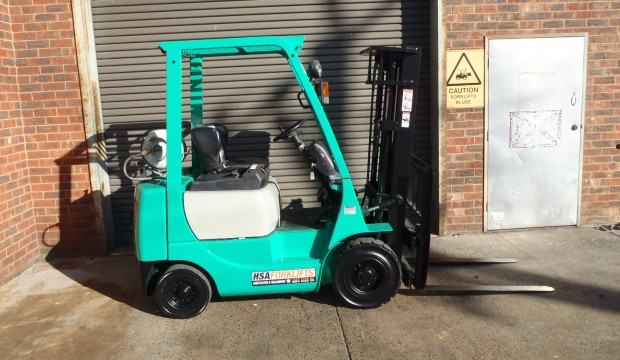 HSA Forklifts - Used Electric Forklifts Melbourne fifth image