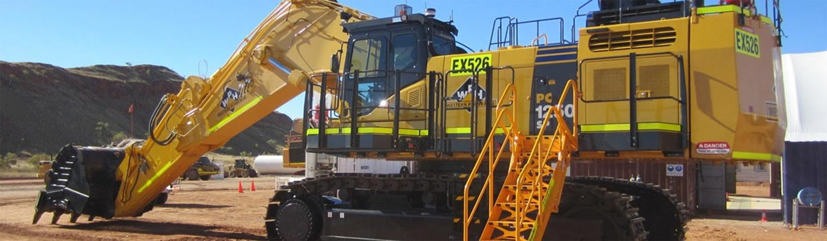 WPH Plant Hire Crushing Services first image