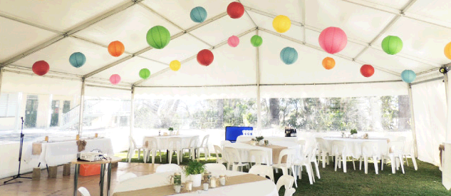 Mullum Hire - Weddings, Parties, Events Hire Byron Bay second image