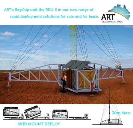 Australian Radio Towers first image