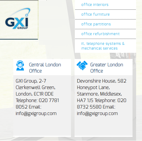 GXI Group first image