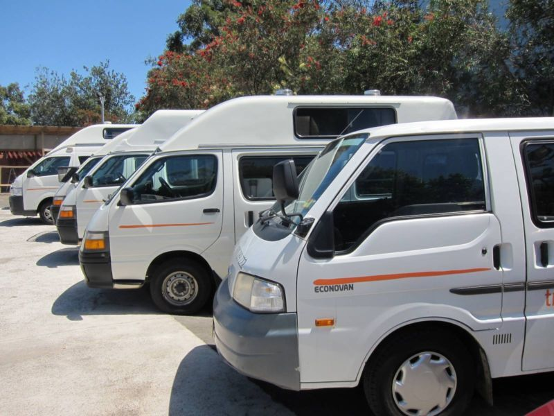 Campervan Rental Sydney first image