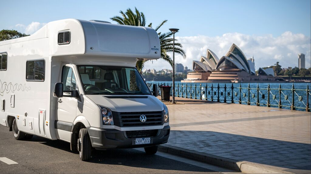 Campervan Rental Sydney third image