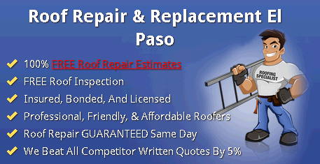 Affordable Roof Repair El Paso first image