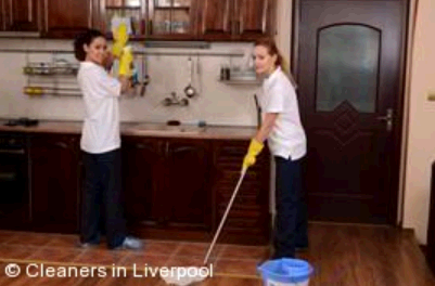 Cleaners in Liverpool third image