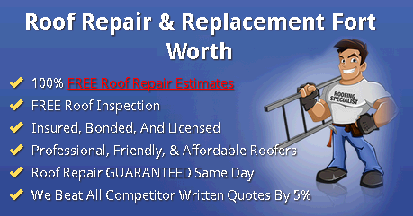 Affordable Roof Repair Fort Worth first image
