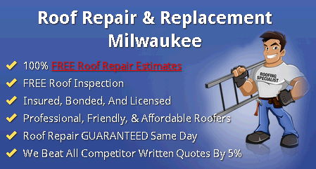 Affordable Roof Repair Milwaukee first image