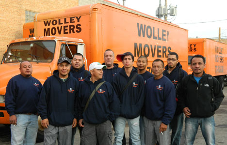 Wolley Movers, Inc. first image