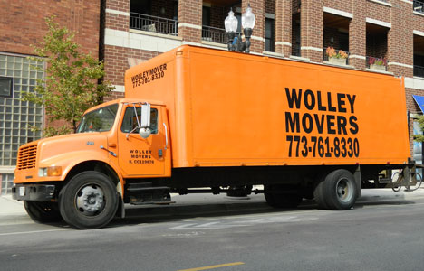 Wolley Movers, Inc. fifth image