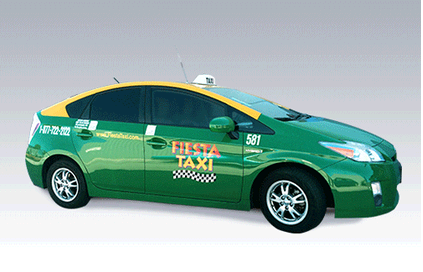 Fiesta Taxi first image