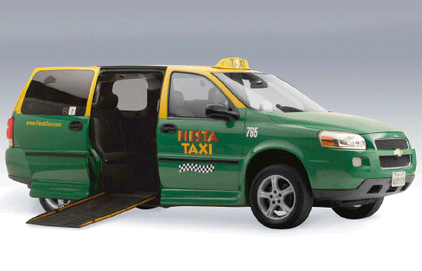 Fiesta Taxi third image