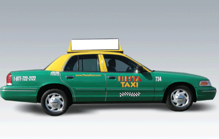 Fiesta Taxi fourth image