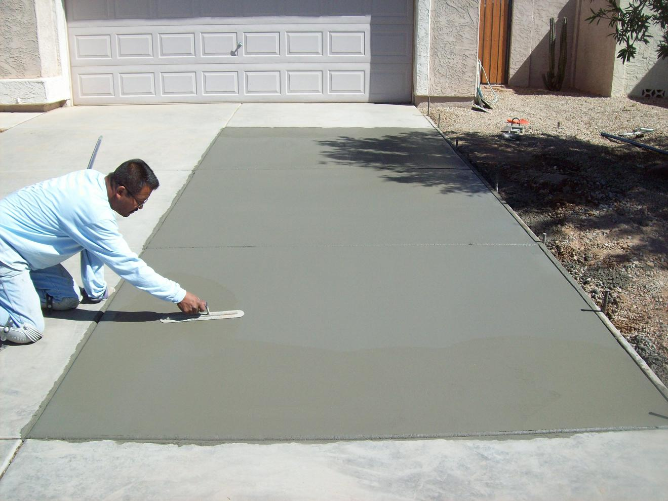 BAMA Concrete Finishing first image
