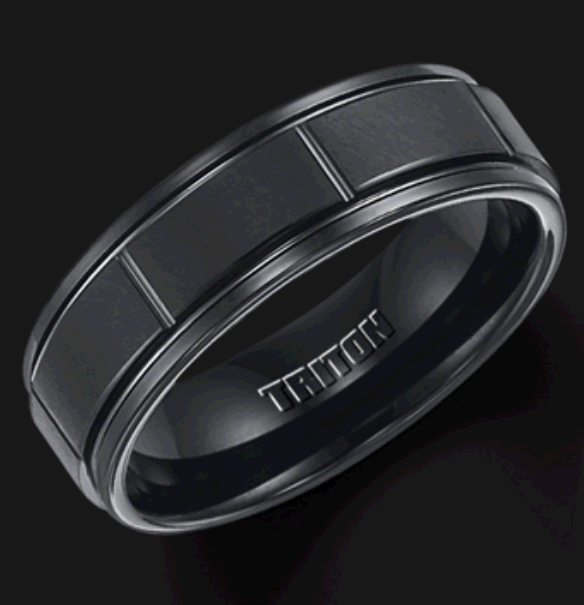Tungsten Rings fourth image