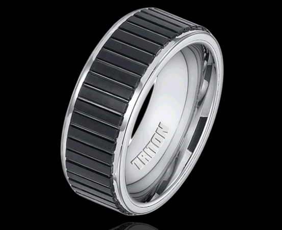 Tungsten Rings fifth image