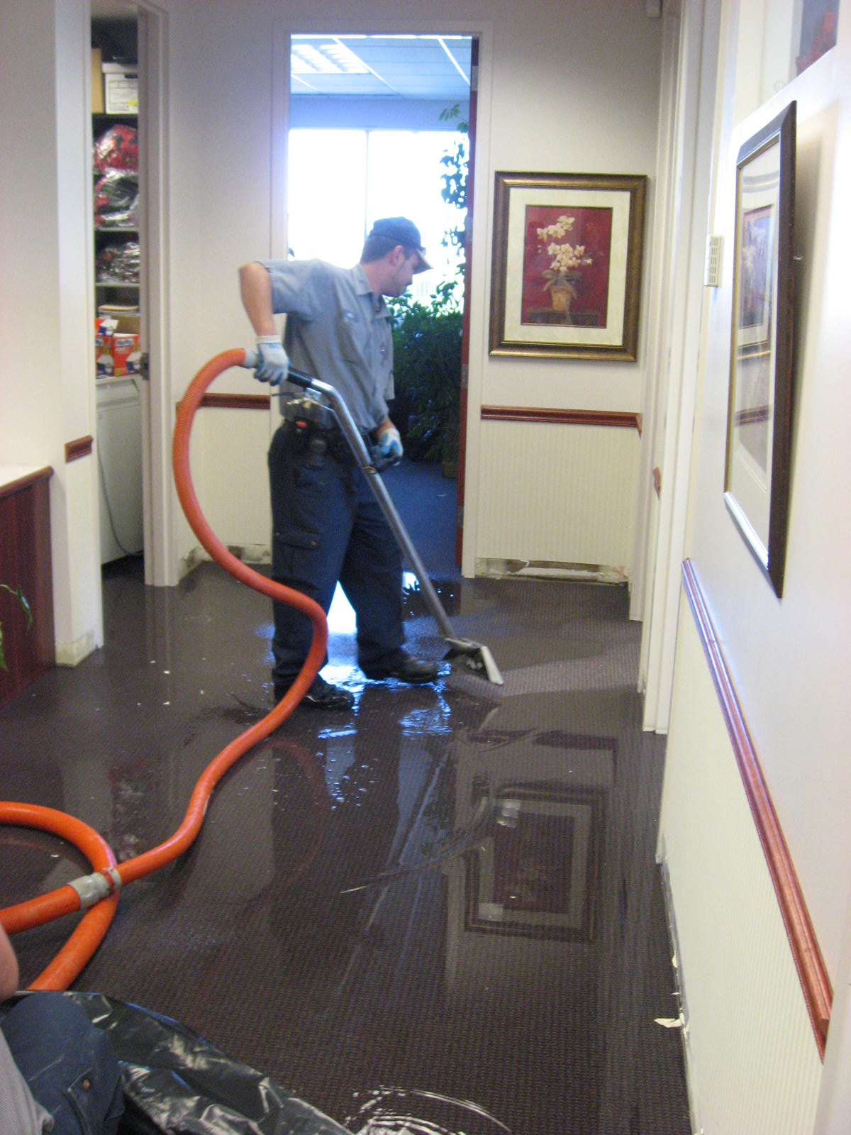 Water Damage Restoration NJ first image