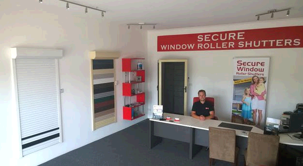 Secure Window Roller Shutters first image