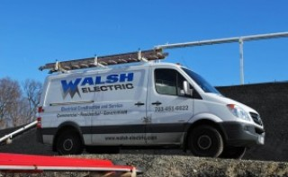 Walsh Electrical Service first image